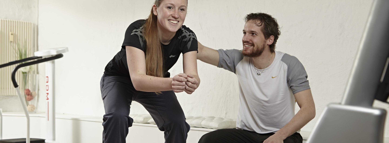 Personaltraining für mehr Kraft, Ausdauer und Beweglichkeit