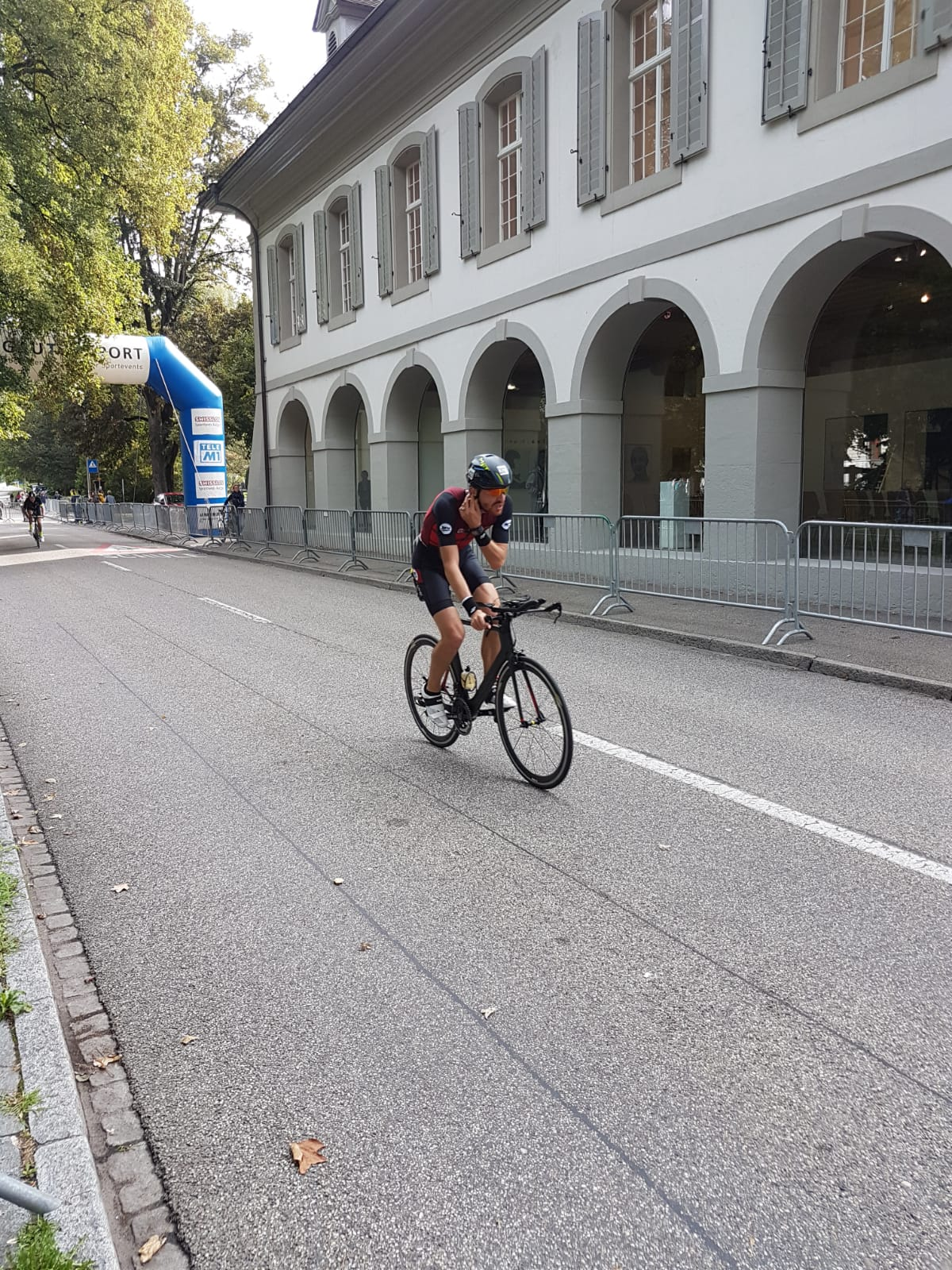 Radstrecke Powerman Zofingen 2018